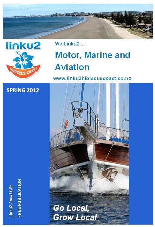 Motor and Marine - Hibiscus Coast cover summer 2012/13
