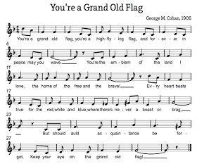 flag day songs for preschool