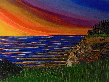 Maitland Clifftop  by David Manicom