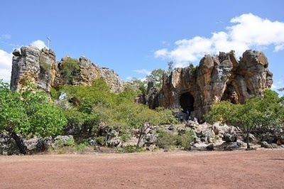 Pedra do Castelo do Piauí