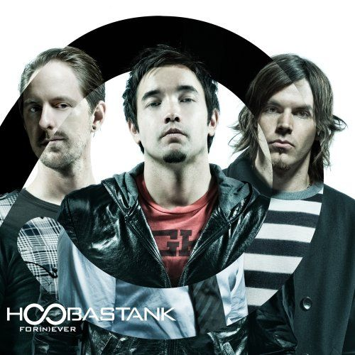 Hoobastank (typecast as H∞bastank) is the first major studio release by rock band Hoobastank. Description from quazoo.com. I searched for this on bing.com/images