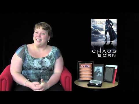 Kate talks about #ChaosBorn by @RebekahTurner #book #review