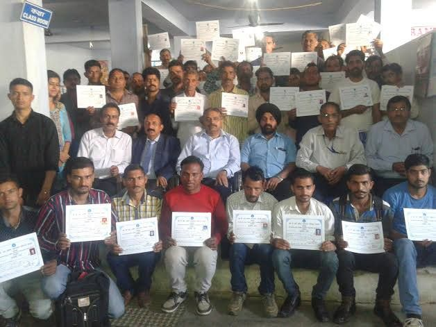 SBI RSETI SAMBA CONDUCTS VALEDICTION PROGRAMME SBI RSETI Vijaypur organized a valediction programme for the one week training programme on the subject Cultivation of Mushroom with latest techniques. The candidates were imparted training in cultivation of Mushroom and marketing thereof. Dr Ambika Dutt from Agriculture Department was Guest Faculty. Sh. Surinder Singh DDM NABARD was the chief guest on the occasion and Sh. Ram Dev Ram Sharma Area Manager J&K Grameen Bank was the guest of honour…