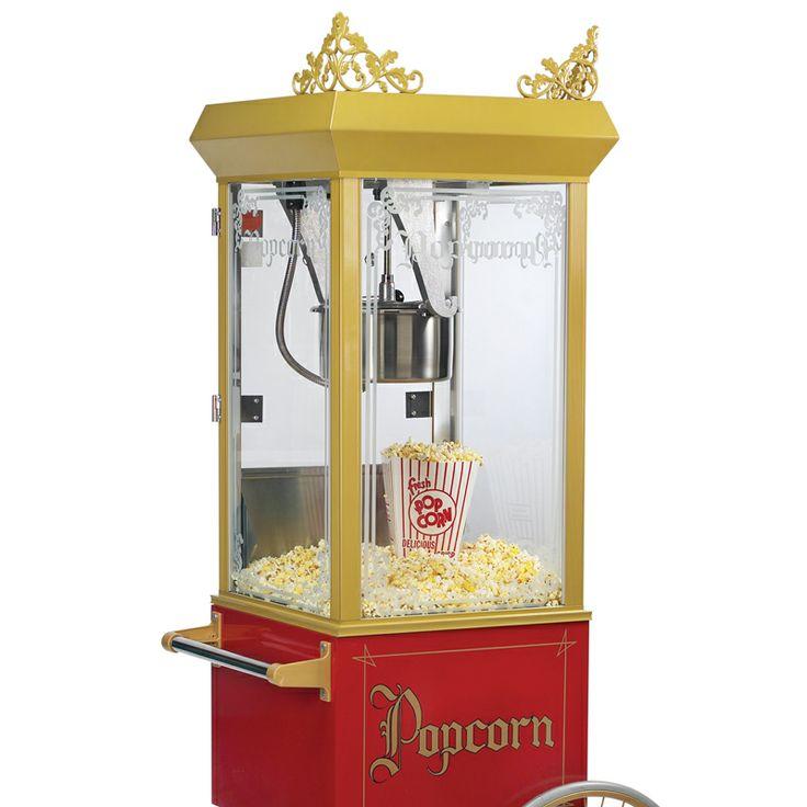 popcorn poppers popcorn popper popcorn popper cart gold medal back to basics popcorn. Black Bedroom Furniture Sets. Home Design Ideas