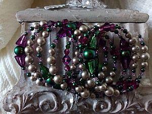 Приглашаю на аукцион и акцию на браслеты! | Ярмарка Мастеров - ручная работа, handmade