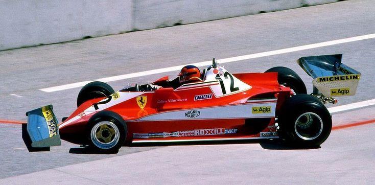 1978 Long Beach Grand Prix, Gilles Villeneuve