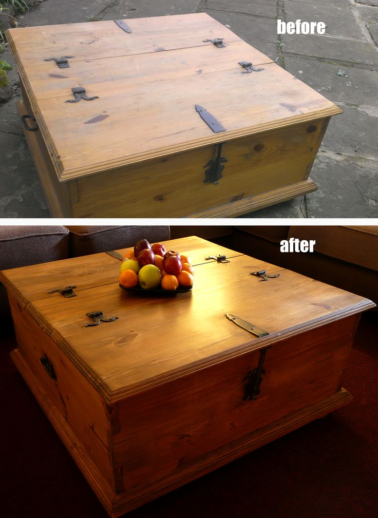 Mexican trunk restoration