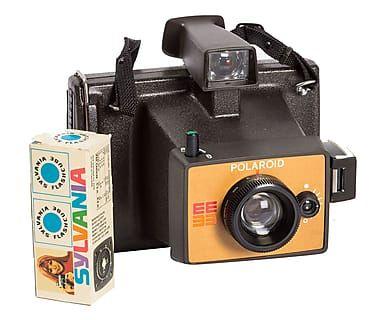 Macchina fotografica Polaroid EE33, 17x19x17 cm