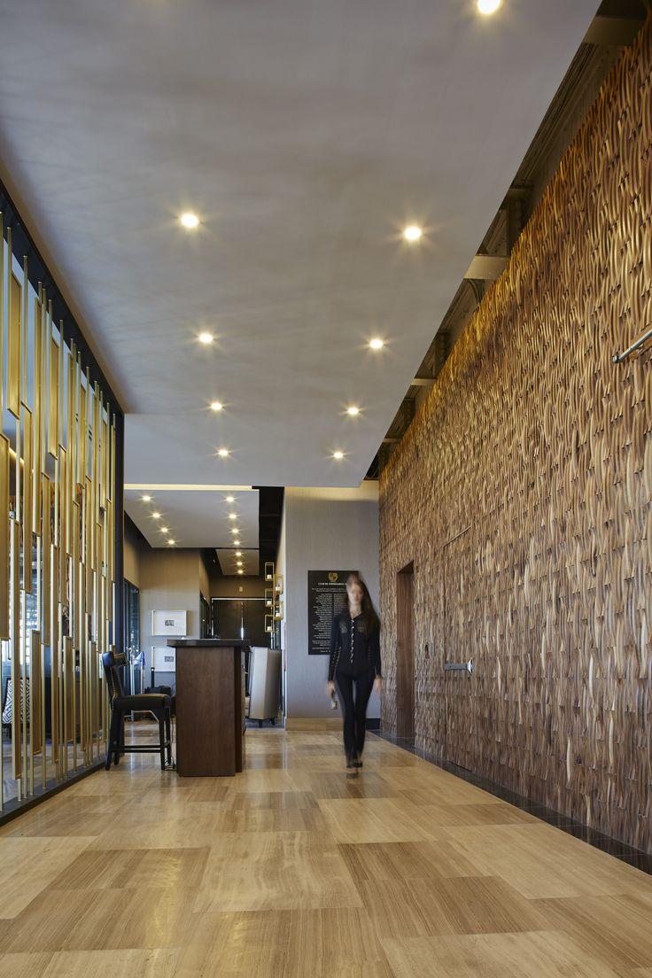 curva wall coverings by duchteau wood woodtile artwall featurewall