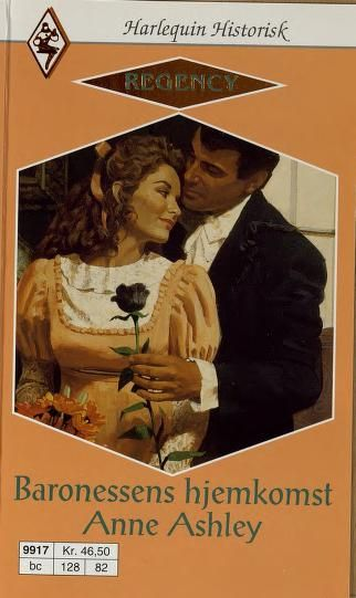 """""""Lady Linford's Return (Historical Ser., No. 11)"""" av Anne Ashley"""