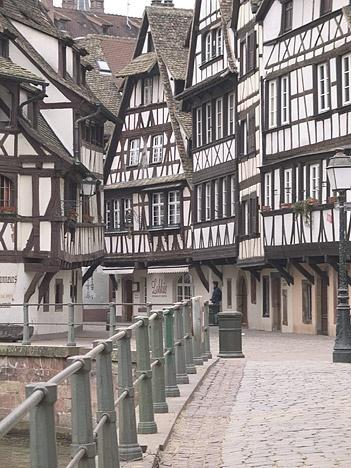 Strasbourg (La petite france)  - (France)