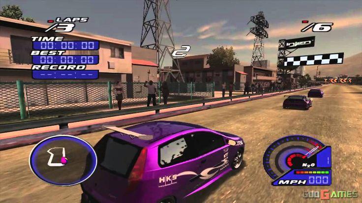 Juiced - Gameplay Xbox HD 720P (Xbox to Xbox 360)