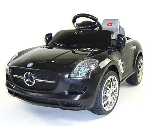 2015 licensed mercedes benz sls amg 7997 kids ride on for Mercedes benz power wheels car