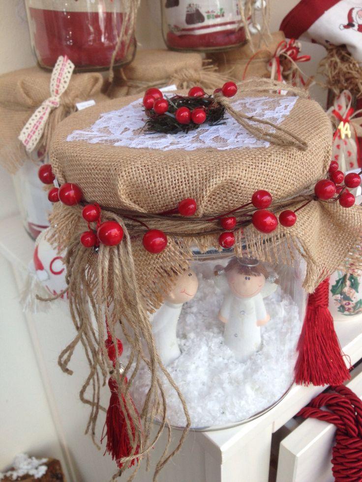 Διακοσμητικό βάζο γλυκού με αγγελάκια! www.nikolas-ker.gr