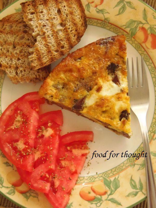 Ομελέτα με συκωτάκια  http://laxtaristessyntages.blogspot.gr/2014/03/omeleta-me-sikotakia.html