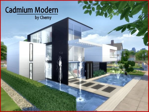 129 best sims images on Pinterest   \'salem\'s lot, Homes and Home