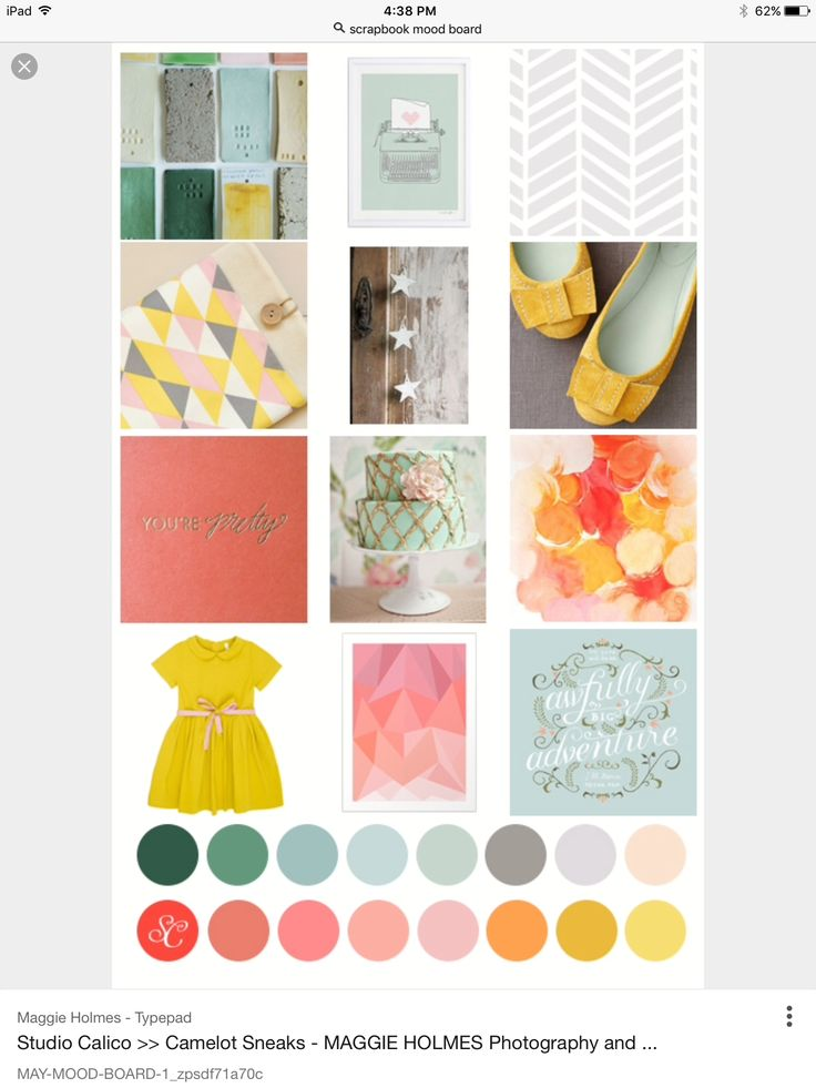Color Combos, Color Inspiration, Prompt, Mood Boards, Template, Image,  Challenge, Colours, Color Combinations