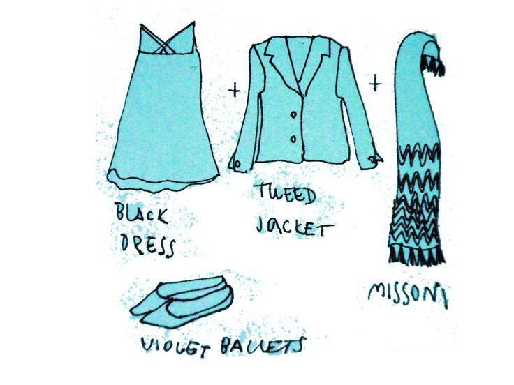 YUYU - outfit
