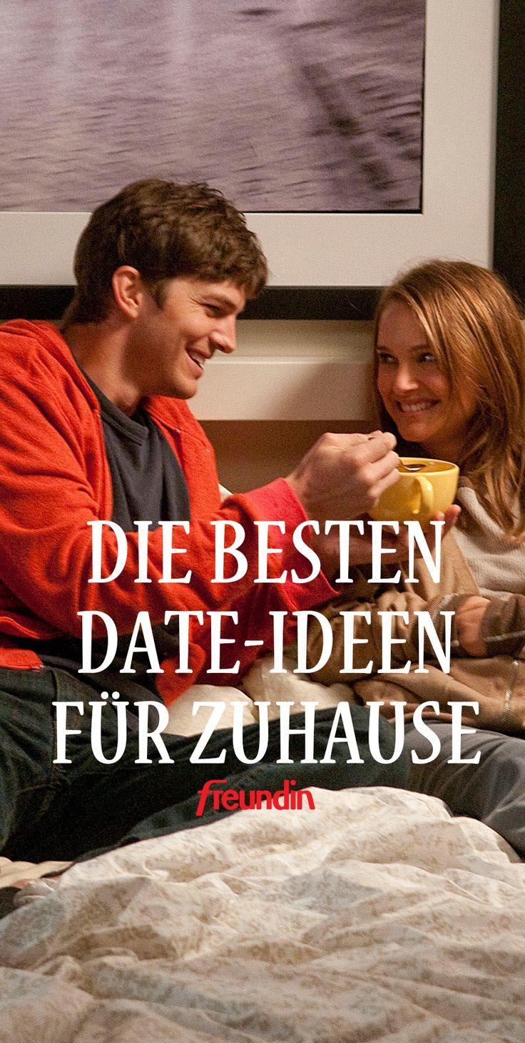 Sieben außergewöhnliche Date-Ideen für zu Hause   Date