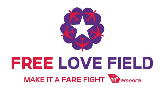 Free Love Field in Dallas to Make it a 'Fare' Fight. Sign our petition to show you support bringing competition, low fares, and more choice to the city of Dallas!