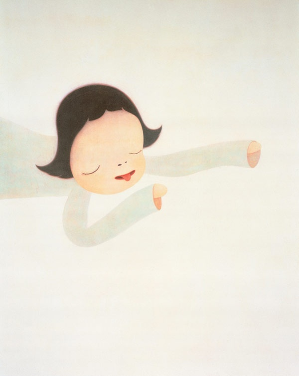 Princess of Snooze by Yoshitomo Nara 2001