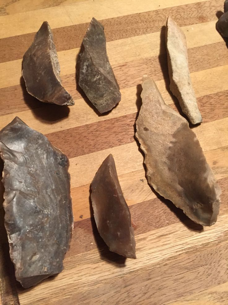 All Arrowhead Types and Ancient Indian Artifacts