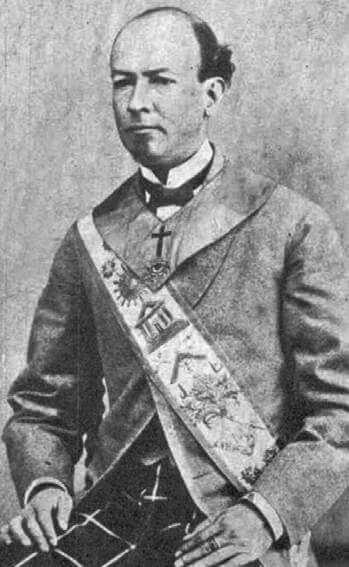 Gral y abogado...fiscal de Maximiliano..Queretaro mayo/junio 1867