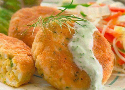 Кюфтета от тиквички и картофи - изображение