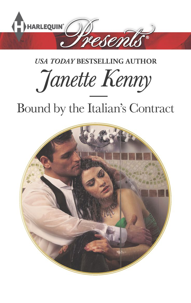 Harlequin Presents book cover