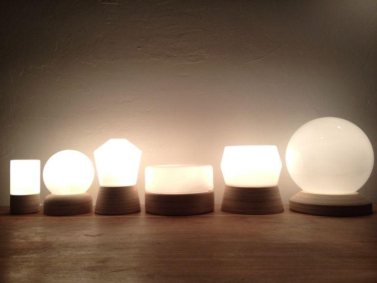 Lofthansa lamps