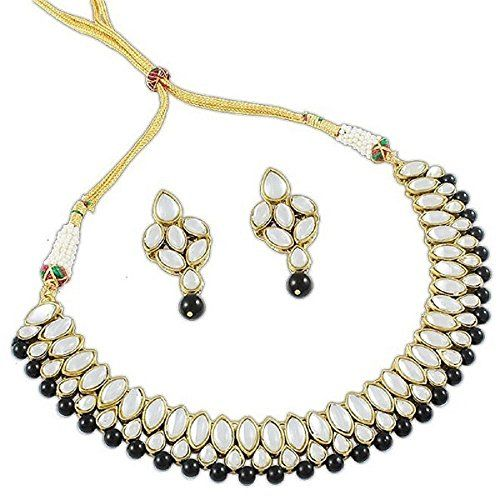 Traditional Bollywood Inspired Gold Plated Black Pearls P... https://www.amazon.com/dp/B01MRJQSWQ/ref=cm_sw_r_pi_dp_x_Q7xNyb92ZBXMY