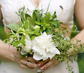 bouquet di erbe aromatiche