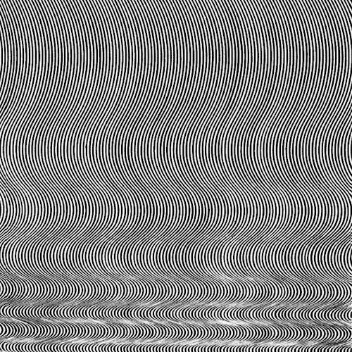 "murmurs: "" ""Current""-Bridget Riley, 1964 """