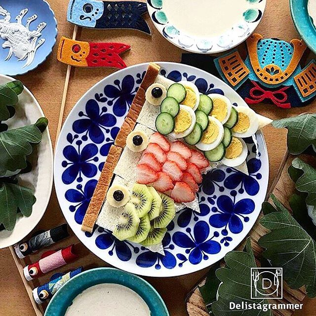 ouchigohan.jp 2017/04/19 21:44:29 delicious photo by @mariko_lifestyle  約2週間後はゴールデンウィーク真っ只中、こどもの日もやって来ますね! こどもの日といえば、かしわ餅やちまきを食べる方もいらっしゃると思います でも今年は一味違う料理を楽しんではいかがでしょうか✨ @mariko_lifestyle さんが鯉のぼりのオープンサンドを作っていらっしゃいましたよ 見た目も可愛いらしく、お子様も喜びそうですよね みなさんもこどもの日にちなんだおうちごはんに挑戦してみてくださいね -------------------------- ◆インスタグラムの食トレンドを発信する、食卓アレンジメディア「おうちごはん」も更新中 プロフィール欄のリンクから見れますよ https://ouchi-gohan.jp/ -------------------------- ◆このアカウントではインスタグラマーさんの素敵なPicをご紹介しています。 ハッシュタグ #LIN_stagrammer #delistagrammer…