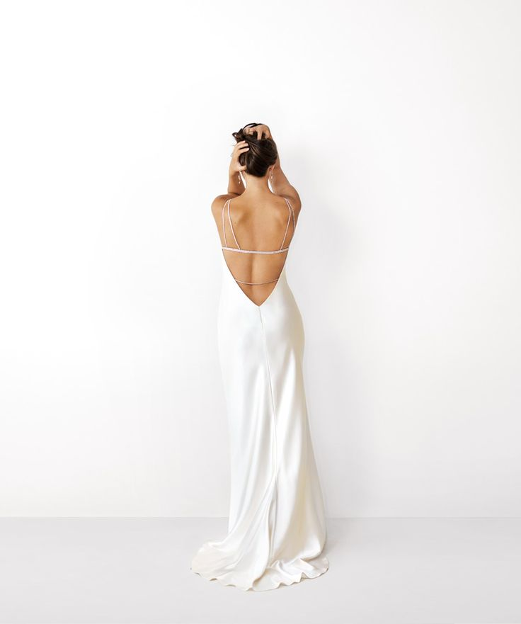 Diva gown by Mira Mandic