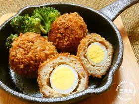 お弁当に♪うずらの卵のミニスコッチエッグ by ★三月兎★ 【クックパッド】 簡単おいしいみんなのレシピが277万品