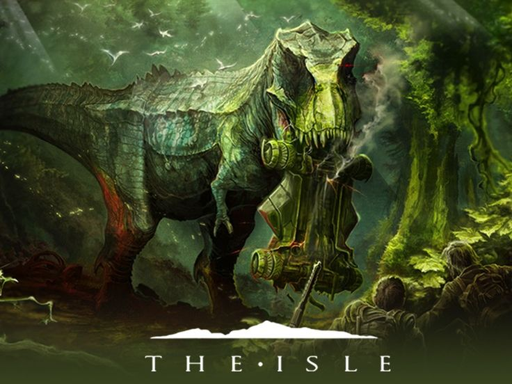 imagen The Isle [2015] [Inglés]