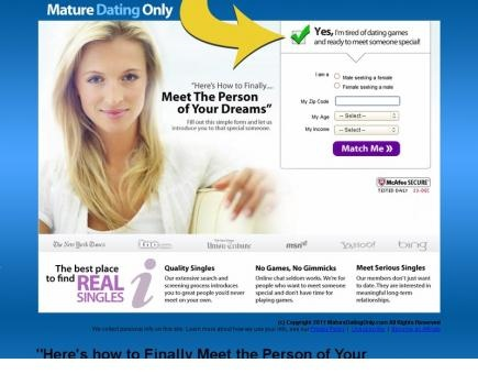 ordinary mature dating site Your ugly dating community when you prefer genuine personality over outer appearance.