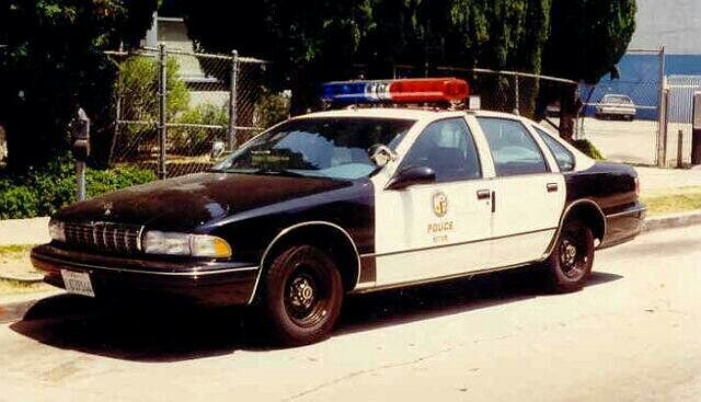 A lapd chevy caprice patrol car police pinterest for Crown motors tallahassee fl