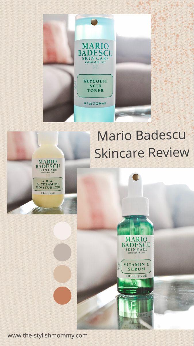 Mario Badescu Review In 2020 Mario Badescu Mario Badescu Skin Care Mario Badescu Review