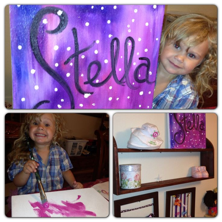31 Best Images About Kids Canvas Painting On Pinterest