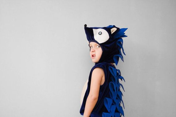 Sonic the Hedgehog Costume, Kid Costume, Comics Cartoons Character Costume, Halloween Costume for Boys or Girls on Etsy, $62.41 CAD