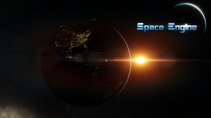 SpaceEngine 0.972: New Dawn #music #science #space