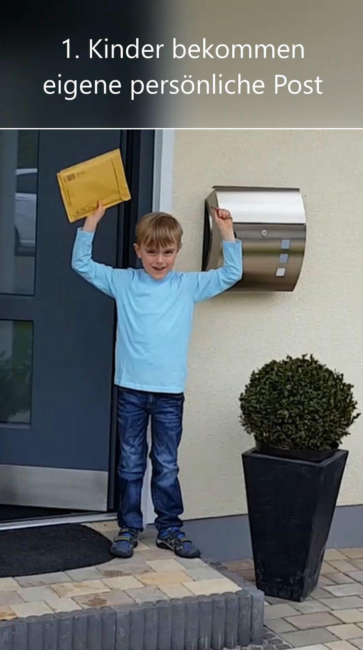 Endlich ein pädagogisch sinnvolles Geschenk für Kinder, das auch noch unglaubliche Freude bereitet! #persönlichegeschenke 1. Kinder bekommen eigene persönliche Post 2. Jeden Monat aus einem anderen Land 3. So lernen sie spielerisch die Welt kennen  Jetzt verschenken!  --> www.lukasundlara.de