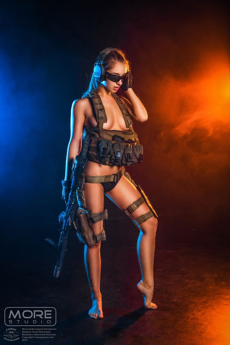 Actiongirls by Evgeniy Krestyanov on 500px  Action Girls  Women Girl guns y Military women