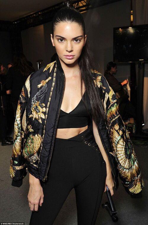 Kendall Jenner.................................