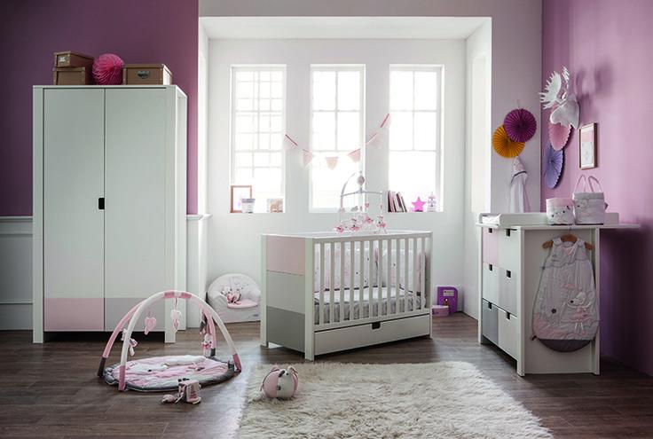 foto de Chambre City de Sauthon easy avec le thème Lilibelle de sauthon baby déco Chambre bébé