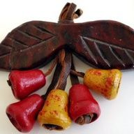 Checkout this amazing deal Flowers and Leaf Brooch,$18
