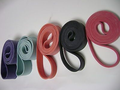 Resistance Trainers 79759: 10 Pack Resistance Bands Jump Sprint Flex Stretch Power Weight Lifting -> BUY IT NOW ONLY: $76.95 on eBay!