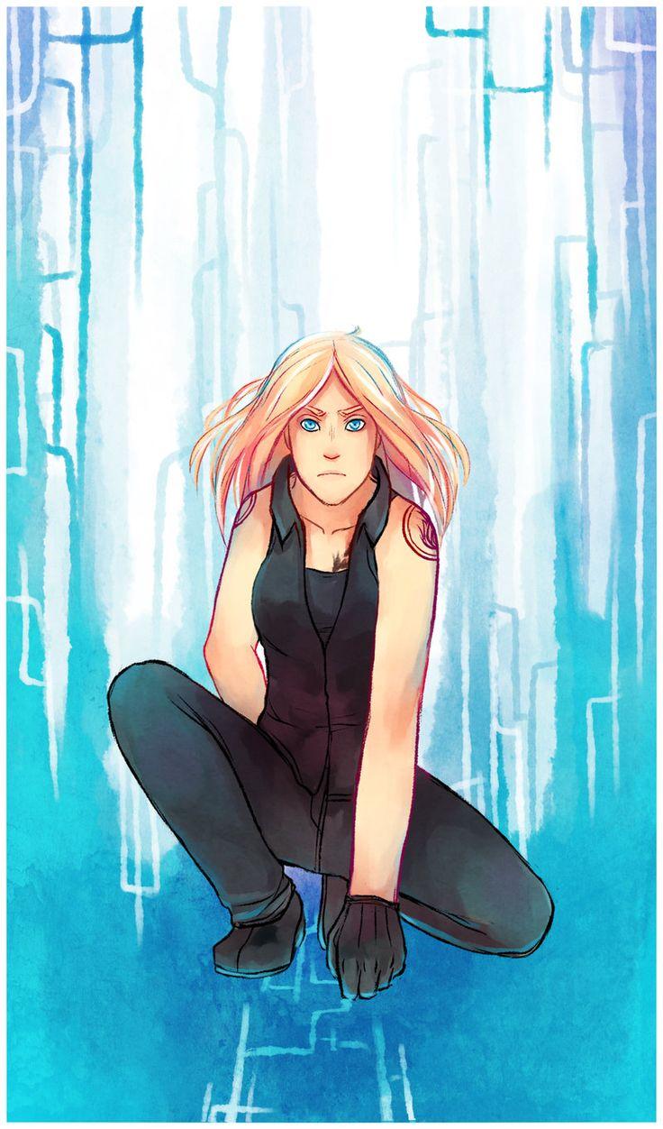 Divergent: Tris: Divergent By Walkingnorthiantart On @deviantart